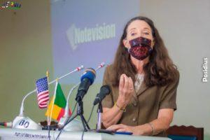 Ambassadeur des Etats-Unis près le Bénin